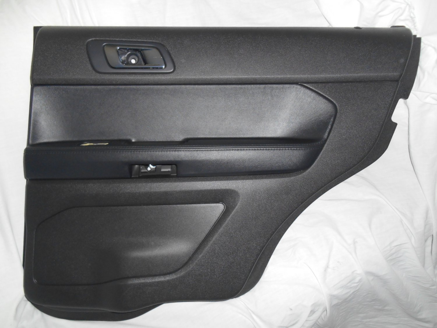 2015 Ford Interior Right Side Door Panel Black NEW pulled part EB53 7827406