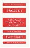 PSALM 122 - Carlyle Sharpe