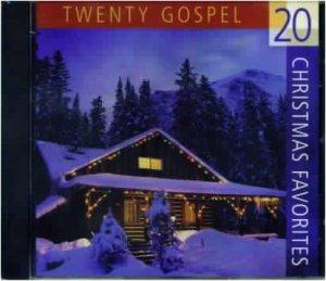 20 GOSPEL CHRISTMAS FAVORITES New CD