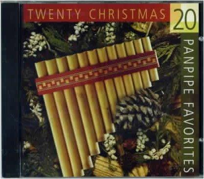 20 CHRISTMAS PANPIPE FAVORITES New CD