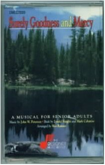 SURELY GOODNESS AND MERCY Senior Adult Musical Listening Tape
