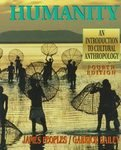 Humanity: An Introduction to Cultural Anthropology
