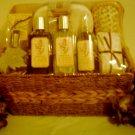 Lavender & Mimosa Spa Gift Baskets
