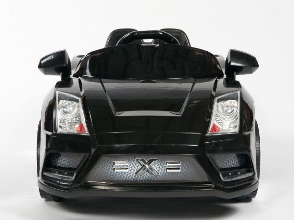 Lamborghini Racer X, Kids Electric Car, 12V, Electric Cars for Kids, Remote, MP3 Hookup, Black