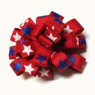 4th of July Bitty Baby Bow