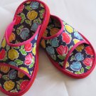 Women's cloth slippers