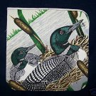 15  EIGHT INCH POTHOLDER PANELS THE LOON LOONS