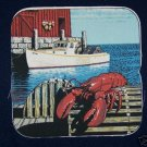 15  EIGHT INCH POTHOLDER PANELS LOBSTER TRAP BUOY BOAT