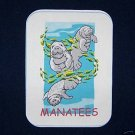 "15 NEW POTHOLDER PANELS MANATEES 6.5""X 8.5"""