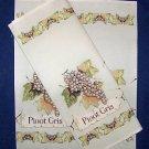 1 WINE BOTTLE/GIFT BAG FABRIC PANEL PINOT GRIS