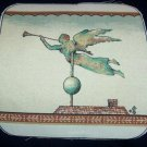 15  EIGHT INCH POTHOLDER PANELS, WEATHERVANE