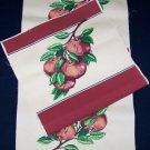 TOTE BAG SEWING PROJECT APPLE APPLES