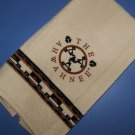 THE AHWAHNEE 1 NEW KITCHEN TERRY TOWEL