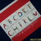 1 TOTE BAG SEWING PROJECT HOTCH  POTCH  ALPHABET PANEL