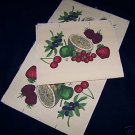 10 GIFT BAG SEWING PROJECT, FRUIT MEDLEY CHERRIES