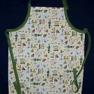 APRON MARY ENGELBREIT BLOOM WHERE YOU'RE PLANTED