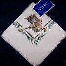 1 NEW AMERICAN MUSEUM OF NATURAL HISTORY BIRDS NAPKIN