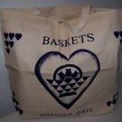 TOTE BAG BASKETS DRESDEN, OHIO NEW