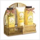 A1-38672-Vanilla/Caramel Bath Set