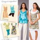 Simplicity 2933 Women's Dress Top Pattern SZ 6-14