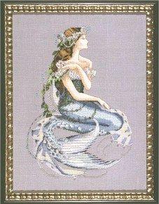 Enchanted Mermaid Cross Stitch Chart