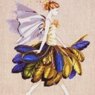 The Feather Fairy - Cross Stitch Chart