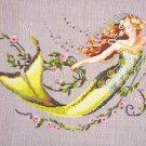 Emerald Mermaid - Cross Stitch Chart