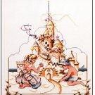 The Seaside Kingdom - Cross Stitch Chart