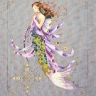 Shimmering Mermaid - Cross Stitch Chart