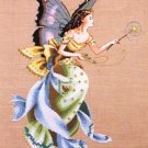 Cottage Garden Fairy - Cross Stitch Chart