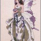 July's Amethyst Fairy - Cross Stitch Chart