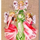 Three For Tea - Cross Stitch Chart