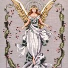 Angel of The New Dawn - Cross Stitch Chart
