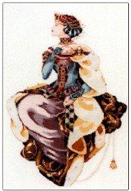 Autumn Queen - Cross Stitch Chart