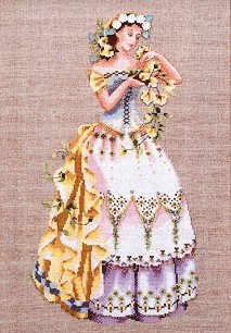The Blossom Harvest - Cross Stitch Chart