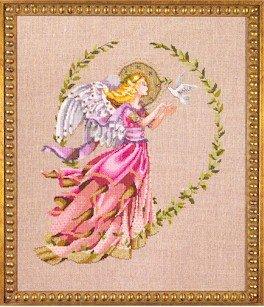 Caring Wings - Cross Stitch Chart