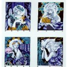 Deco Spirits - Cross Stitch Chart