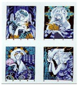Deco Spirits - Cross Stitch Chart