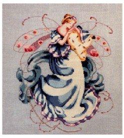 Enchanted Dreamer - Cross Stitch Chart