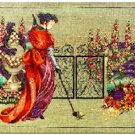 My Lady's Garden - Cross Stitch Chart