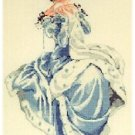 Winter Queen - Cross Stitch Chart