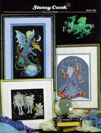 Mythical Fantasies - Cross Stitch Chart