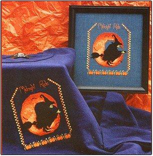 Midnight Ride - Cross Stitch Chart
