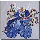 Iris - Cross Stitch Chart