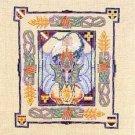 Dragon's Lair - Cross Stitch Chart