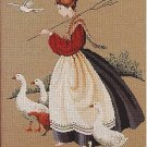 Feather N Friends - Cross Stitch Chart