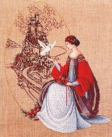 Once Upon A Time - Cross Stitch Chart