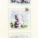 Bee My Friend - Cross Stitch Chart