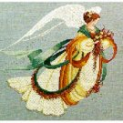 Angel of Autumn - Cross Stitch Chart