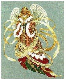 Angel of Christmas - Cross Stitch Chart